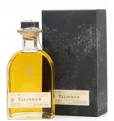 Talisker 28 Years Old 1973 **Very Low Bottle Number**