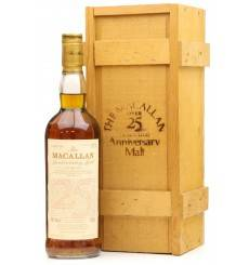 Macallan Over 25 Years Old 1964 - Anniversary Malt