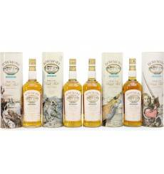 Bowmore Legend - Complete Collection 1994 - 2006 (13 Bottles)