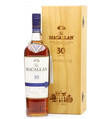 Macallan 30 Years Old - Sherry Oak (750ml)