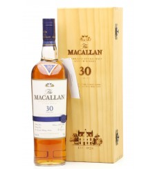 Macallan 30 Years Old - Sherry Oak (750ml)