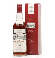 Glendronach 25 Years Old 1968 - ANA  All Nippon Airways Exclusive