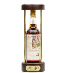Glenfarclas 40 Years Old - Scottish Classic 'Tam Getting Drunk In The Inn'