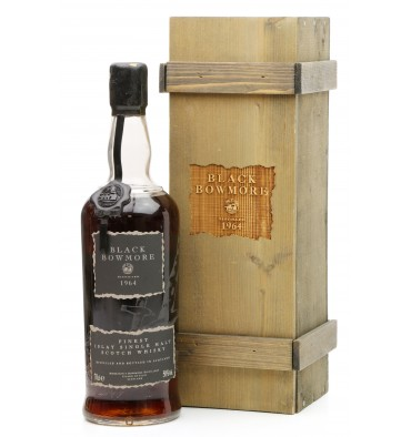 Bowmore 1964 - 1993 Black Bowmore 1st Edition *LEAKING BOTTLE*