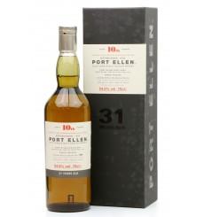 Port Ellen 31 Years Old - 10th Release