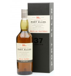 Port Ellen 37 Years Old - 16th Release