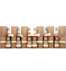 Glendronach Single Cask - Batch 15 Set (6x70cl)