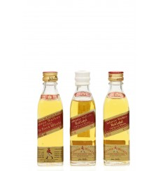 Johnnie Walker Red Label Miniatures (3x5cl