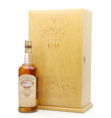 Bowmore 37 Years Old 1964 - Fino Cask