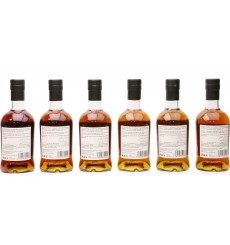 Glenallachie 50th Anniversary Set - Vintage 1978-1991 Single Casks (6x50cl)