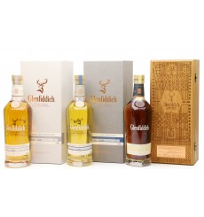 Glenfiddich 130th Anniversary Set - Release No.1 (3x70cl)