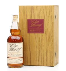 Glen Moray Rare Vintage 1959 - 1999 With Miniature (70cl+5cl)