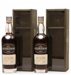 Glengoyne 26/28 Years Old 1986/1988 - Single Cask Nos.406/686 Taiwan Exclusive (2x70cl)