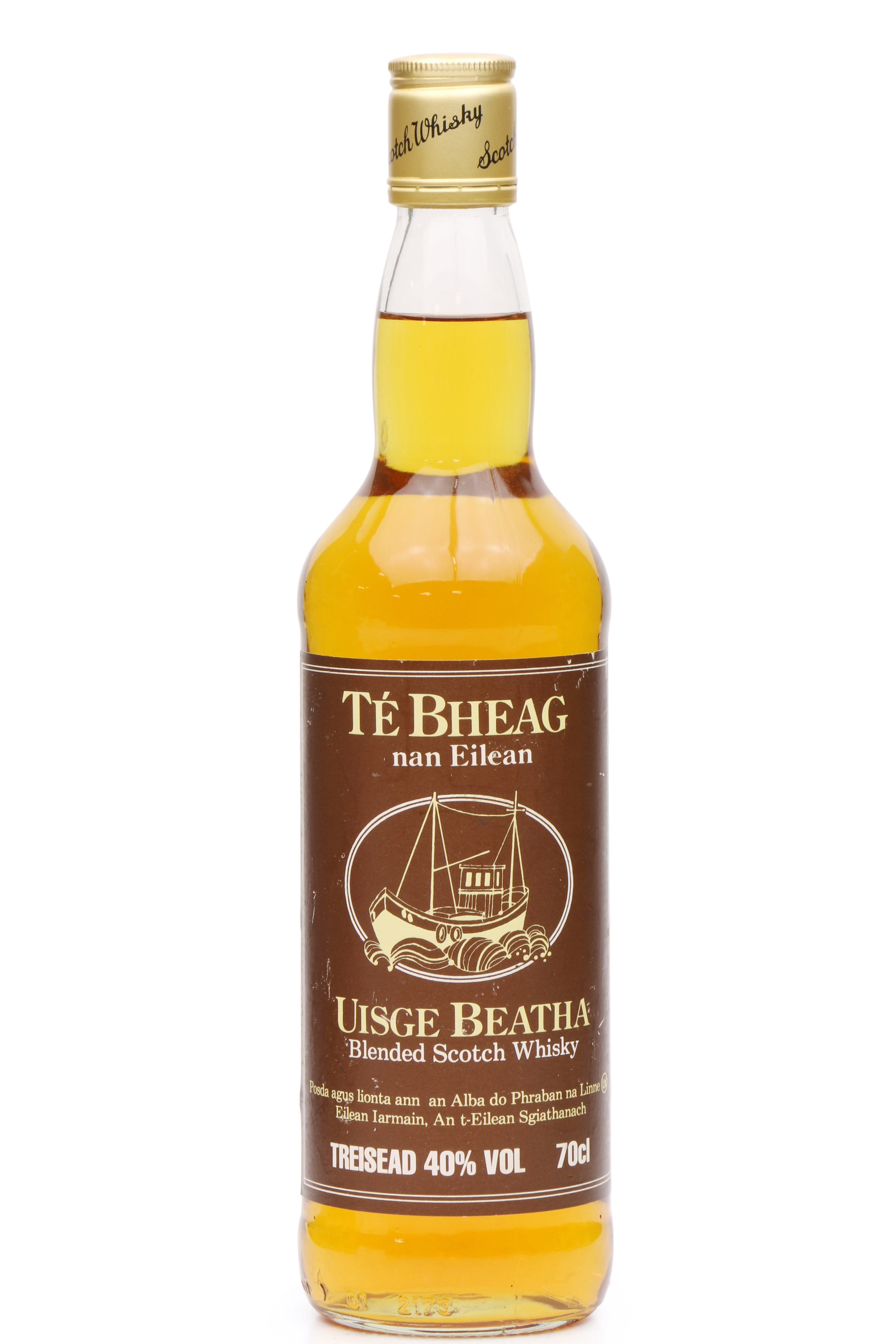 Strathearn Uisge Beatha Gift Pack - Musthave Malts