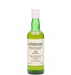 Laphroaig 10 Years Old (33.33cl)