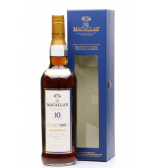 Macallan 10 Years Old - Whisky Live 10th Anniversary