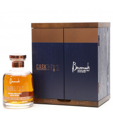 Benromach Cask No.1 - 20th Anniversary