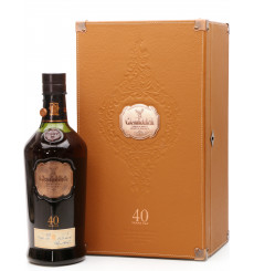 Glenfiddich 40 Years Old - Rare Collection Release No.6