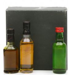Justerini & Brooks Miniature Set (3x5cl)