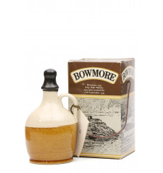 Bowmore 1955 - 1974 Visitor Center Opening Ceramic Decanter