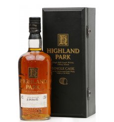 Highland Park Single Cask - 2005 Spirit Journal Best Spirit In The World