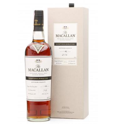 Macallan 2005 - 2017 Exceptional Single Cask No.10