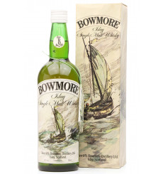 Bowmore Sherriff's Over 8 Years Old 70 proof