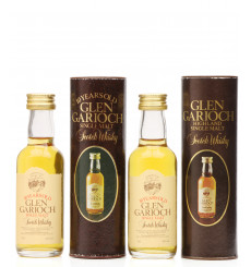 Glengarioch 10 Years Old Miniatures (x2)