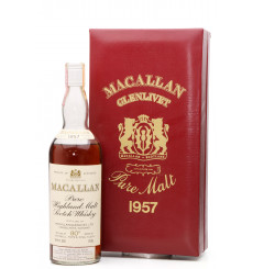 Macallan 1957 Campbell, Hope & King - Rinaldi Import