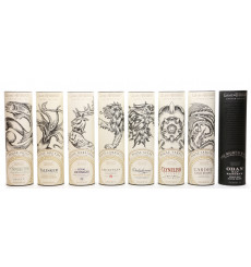 Game of Thrones Limited Edition Set (8x 75cl)