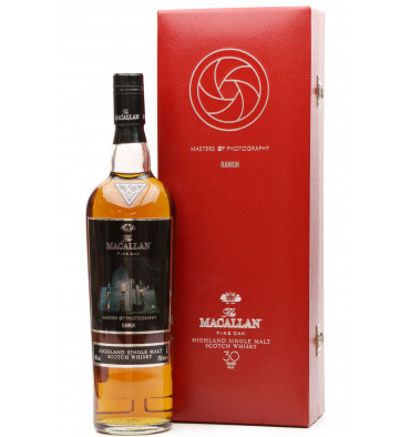 Macallan 30 Years Old - Masters of Photography Rankin (Red Box)