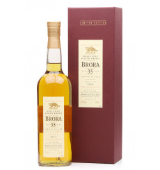 Brora 35 Years Old - 2014 Limited Edition