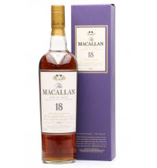 Macallan 18 Years Old 1987 (750ml)