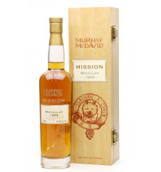 Macallan 36 Years Old 1969 - Murray McDavid Mission Cask Strength