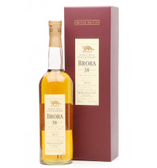 Brora 38 Years Old - 2016 Limited Edition