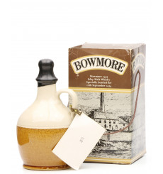 Bowmore 1955 - 1974 Visitor Centre Opening Ceramic Decanter