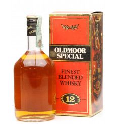 Oldmoor 12 Years Old - Blended Whisky