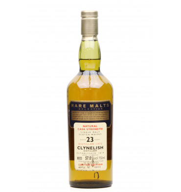 Clynelish 23 Years Old 1972 - Rare Malts (B297)