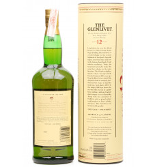 Glenlivet 12 Years Old (1 Litre)