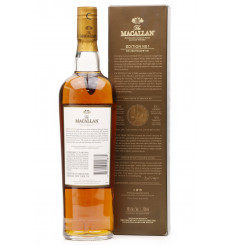 Macallan Edition No.1 (U.S. 75cl Version)