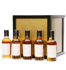 Karuizawa1999/2000 Vintage - The Golden House Of Five Mistress (5x180ml)