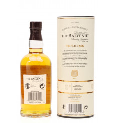 Balvenie 12 Years Old - Triple Cask (20cl)