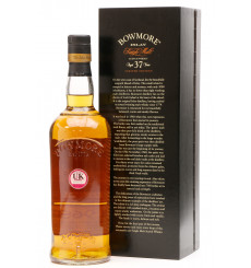 Bowmore 37 Years Old 1968 - Bourbon Wood Vintage Distillation