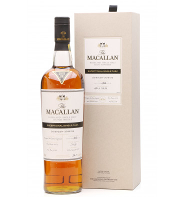 Macallan 2002 - 2018 Exceptional Single Cask No.06 (750ml)