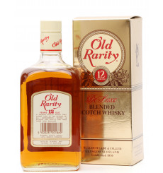 Old Rarity 12 Years Old - Deluxe (75CL)
