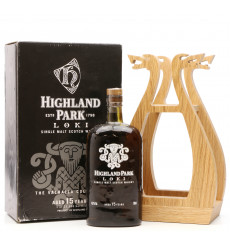 Highland Park 15 Years Old - Loki