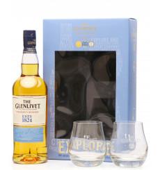 Glenlivet Founder's Reserve Gift Pack
