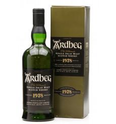 Ardbeg 1978 - 1997 Limited Edition