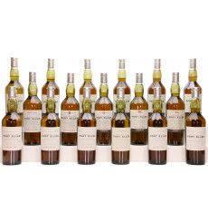 Port Ellen Annual Collection 1st - 17th Release (17x70cl)