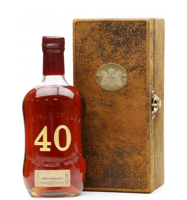Jura 40 Years Old 1966